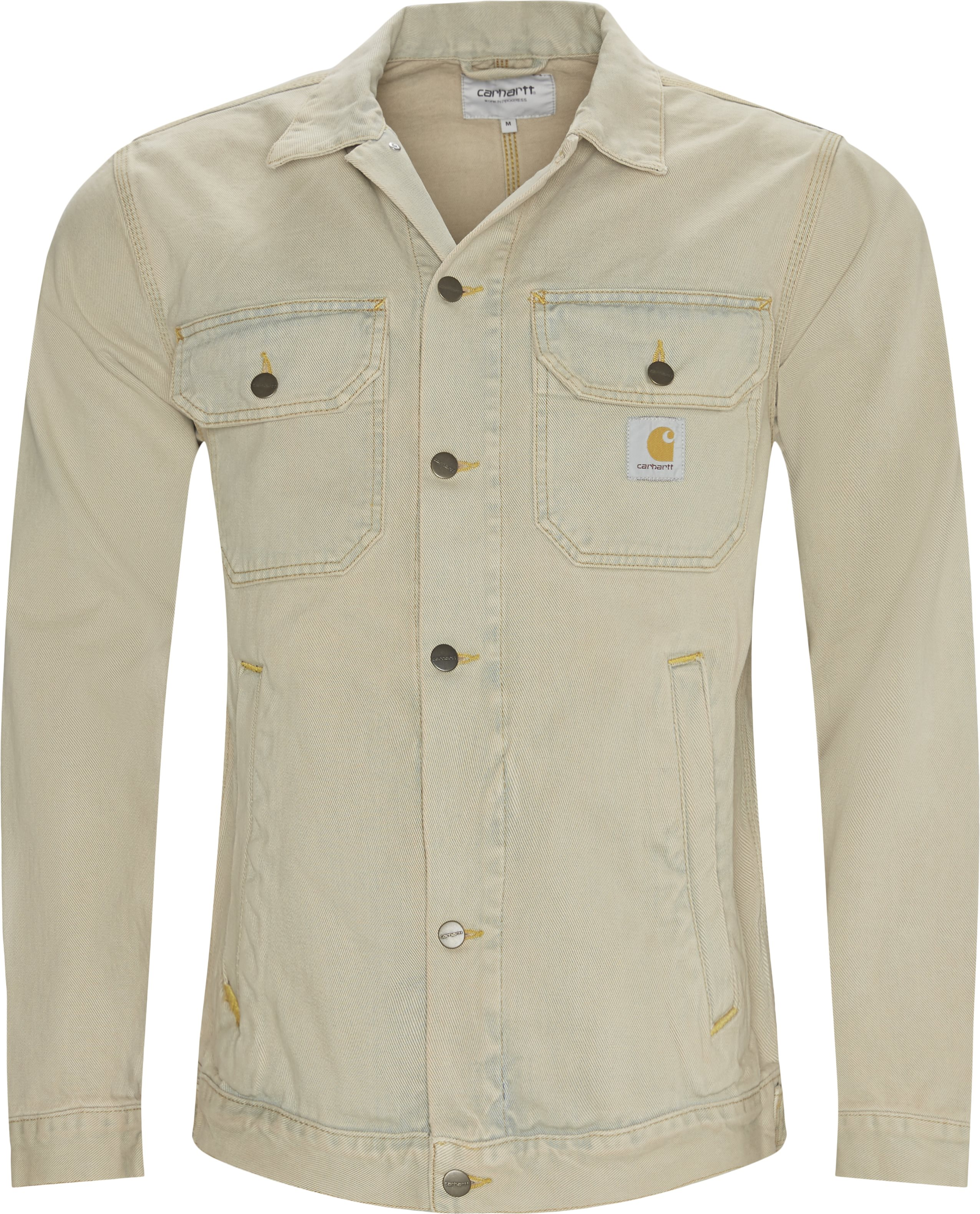 Stetson Jacket - Jakker - Regular - Sand